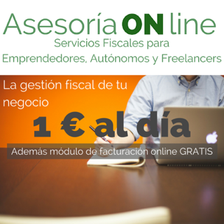 asesoria fiscal on line